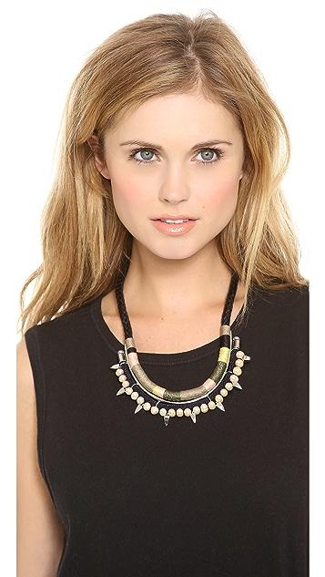 Lizzie Fortunato Skyline Necklace