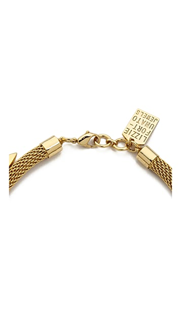 Lizzie Fortunato Only in Tokyo Necklace