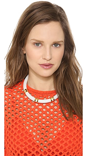 Lizzie Fortunato Double Take Necklace