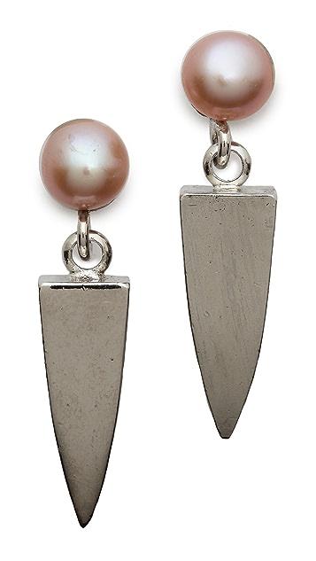 Lizzie Fortunato Dagger Earrings