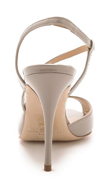 L.K. Bennett Palma Sandals