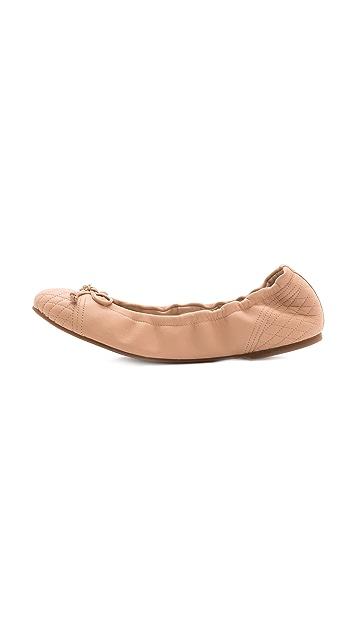 L.K. Bennett Sissy Elastic Ballerina Flats