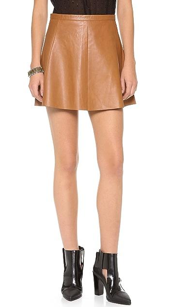 Love Leather Legs Legs Legs Leather Skirt