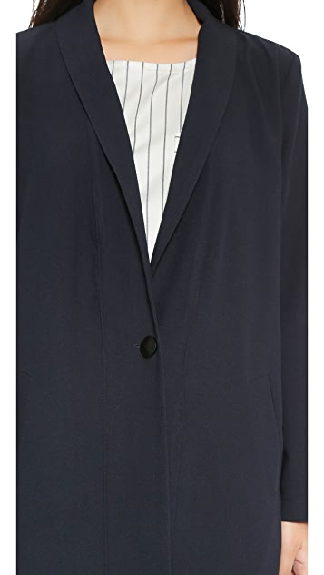 Lbt-Lbt Blown Soft Blazer