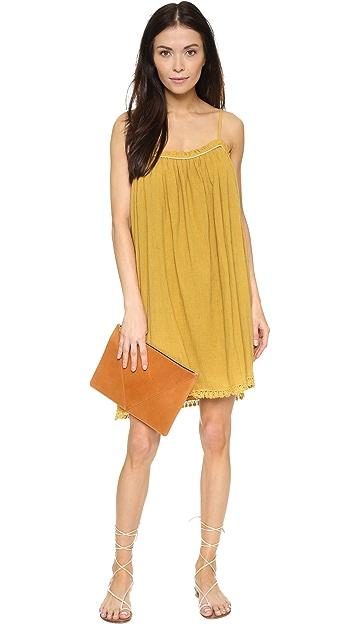 Louise Misha Citron Dress