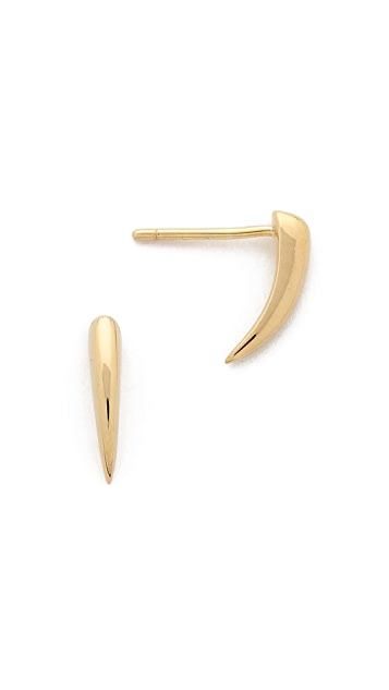 Lucy Williams x Missoma Dagger Stud Earrings