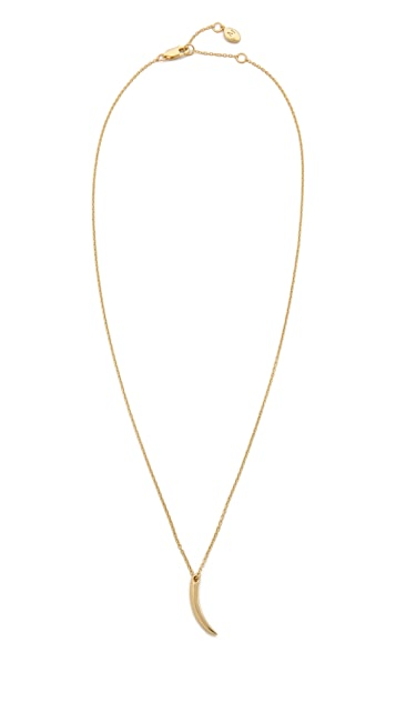 Lucy Williams x Missoma Dagger Necklace
