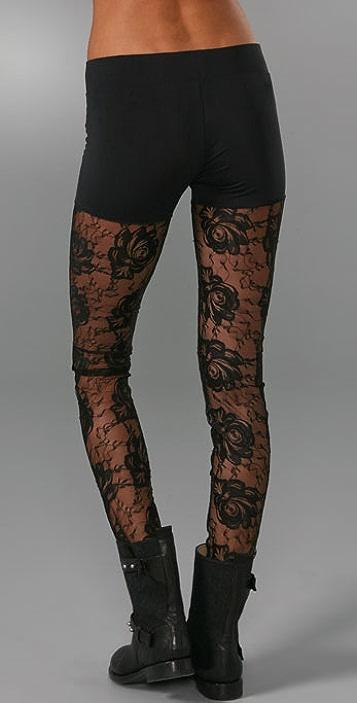 LNA Lace Leggings