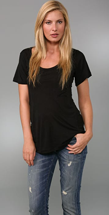 LNA Short Sleeve Pocket Tee