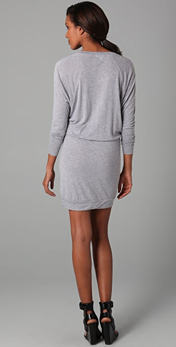 LNA Raglan Dress