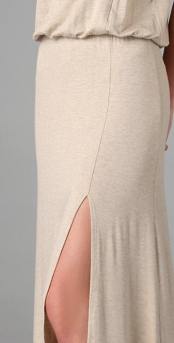 LNA Jackie Long Dress