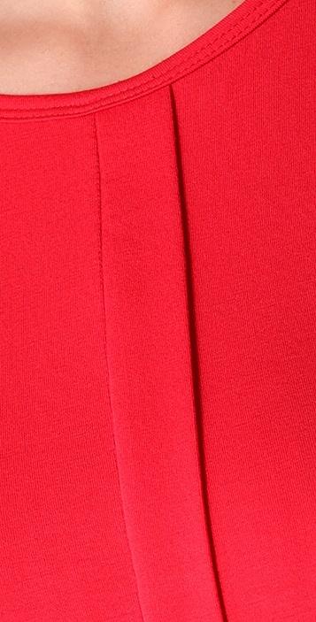 LNA Asymmetrical Tunic