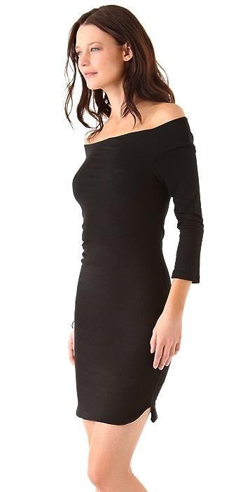 LNA Cuba Mini Dress