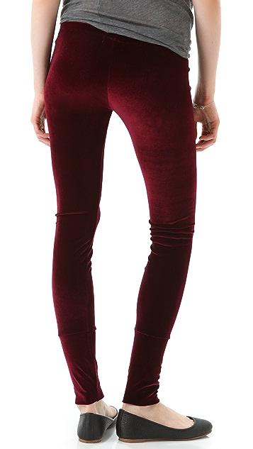 LNA Velvet Leggings