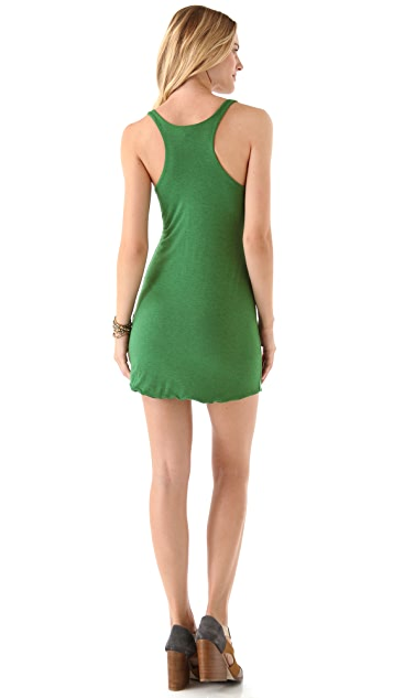 LNA Breaker Tank Dress
