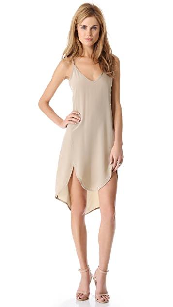 LNA Rhodes Slip Dress