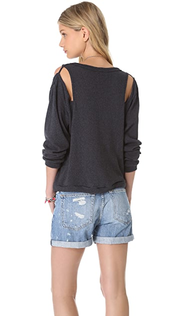 LNA Scarlett Sweater