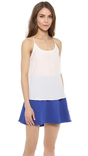 LNA Silk Camisole