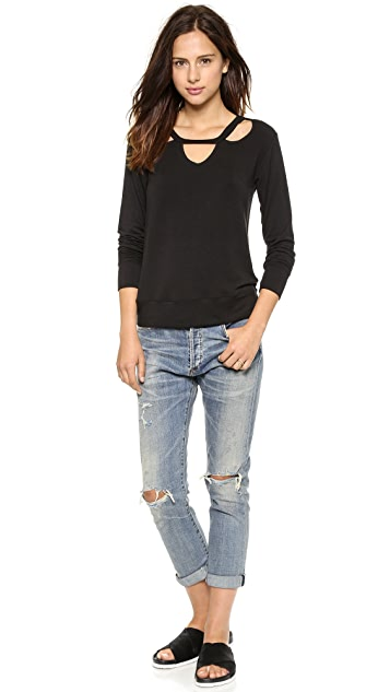 LNA Clover Sweater