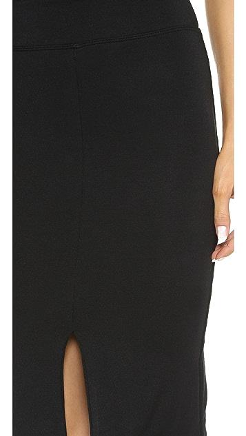 LNA Harley Slit Skirt