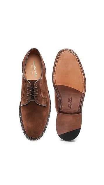 Loake 1880 Perth Plain Toe Derby Shoes