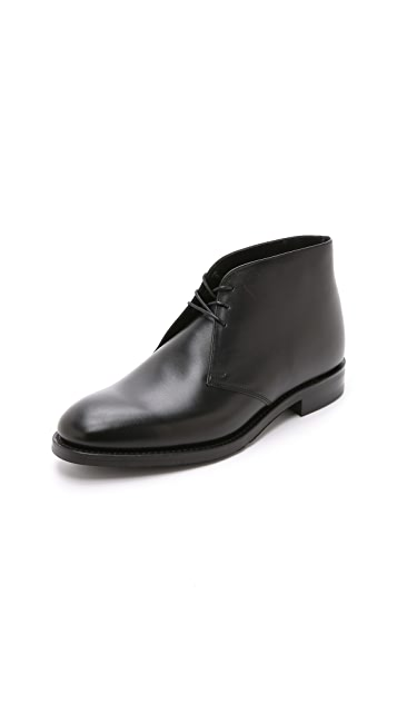 Loake 1880 Kempton Leather Chukka Boots
