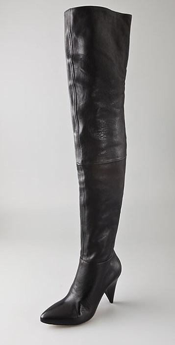 Loeffler Randall Marilyn Over the Knee Boots
