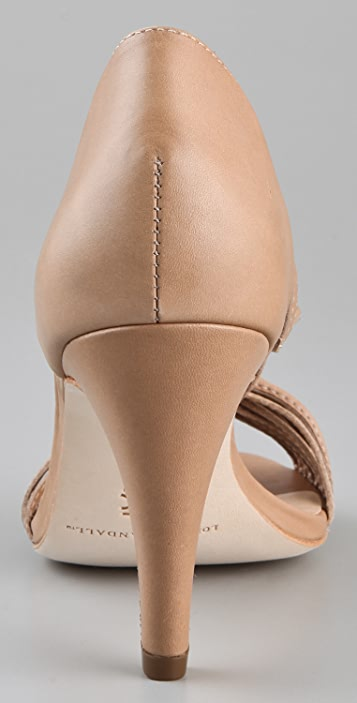 Loeffler Randall Rachel Mignon Twist Sandals