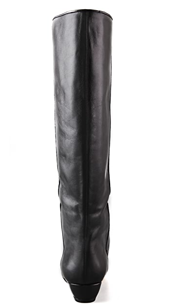 Loeffler Randall Matilde Low Wedge Boots