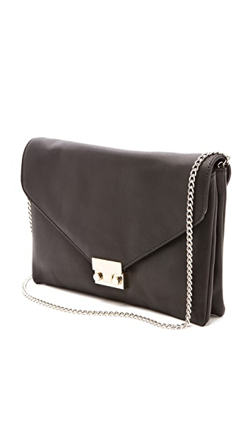 Loeffler Randall The Lock Clutch