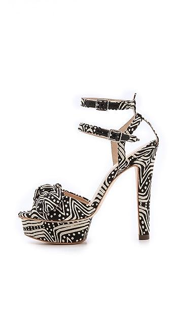 Loeffler Randall Dahlia Platform Sandals