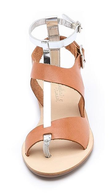 Loeffler Randall Selma Plank Sandals