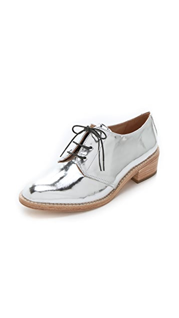 Loeffler Randall Joanna Metallic Oxfords