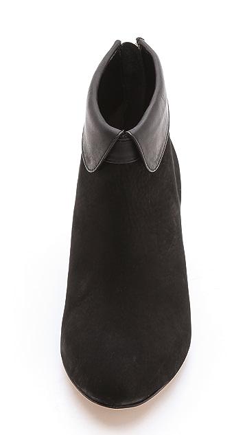 Loeffler Randall Nahla Collar Booties