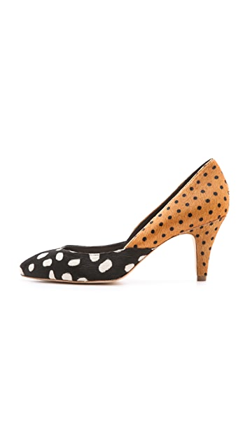 Loeffler Randall Tamsin Haircalf Pumps