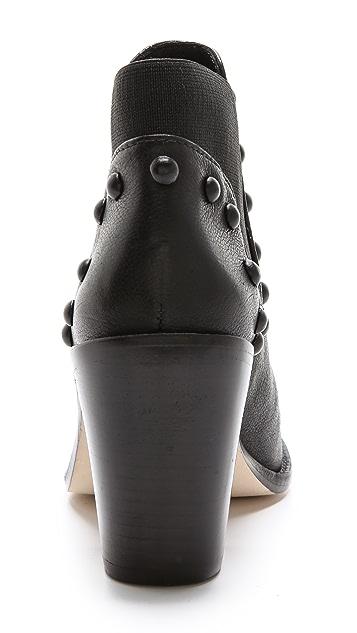 Loeffler Randall Emerson Studded Heel Booties