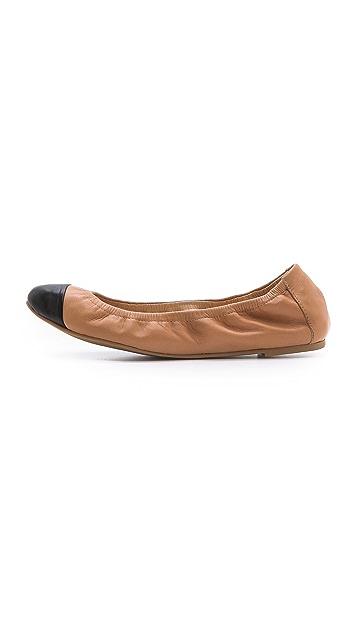 Loeffler Randall Grier Elastic Ballet Flats