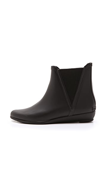 Loeffler Randall Slip on Rain Booties