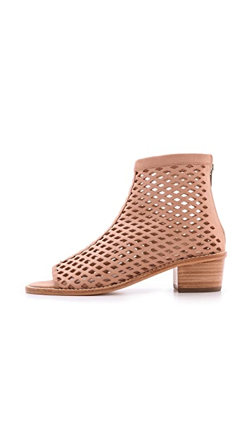 Loeffler Randall Ione Perforated Booties