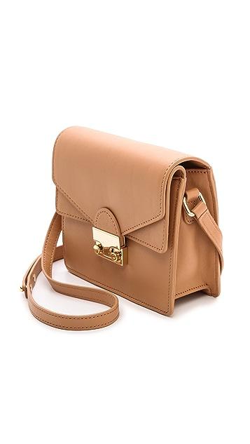Loeffler Randall Mini Agenda Bag