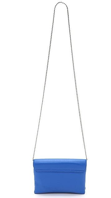 Loeffler Randall Junior Lock Clutch