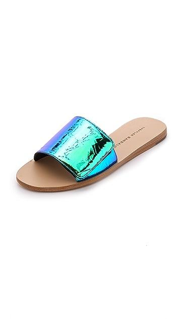 Loeffler Randall Sibi Slides