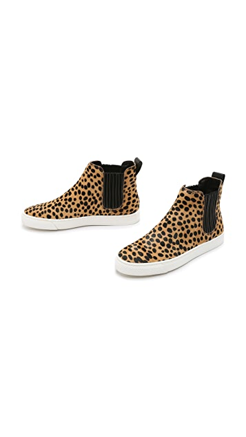 Loeffler Randall Crosby Haircalf Chelsea Sneakers