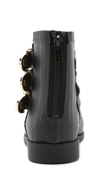 Loeffler Randall Fenton Rain Booties