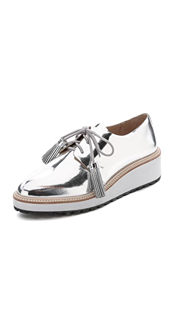 0839cced8ea Callie Platform Oxfords
