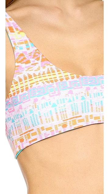 Lolli Moon Bounce Bikini Top