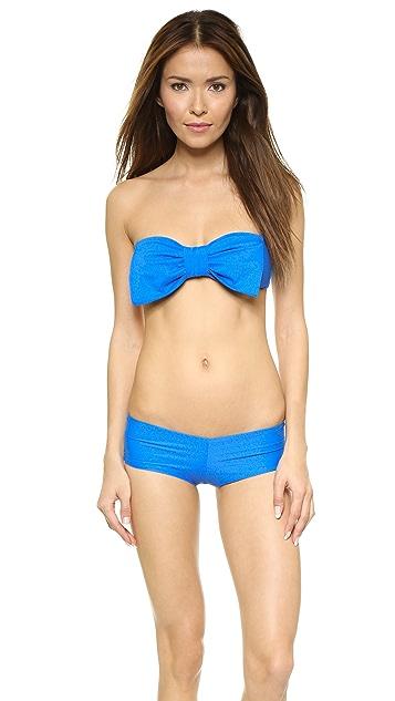 Lolli Big Bow Bikini Top