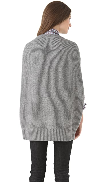 LOMA Cape Sweater
