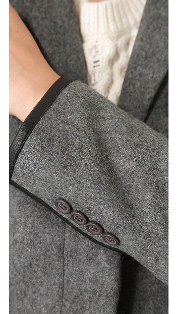 Lot78 Crombie Coat