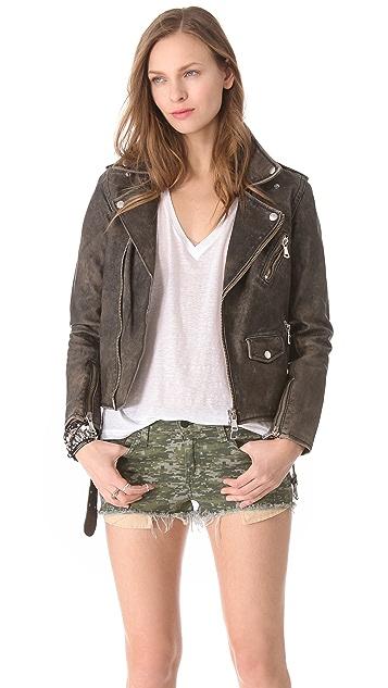 Lot78 50s Biker Jacket
